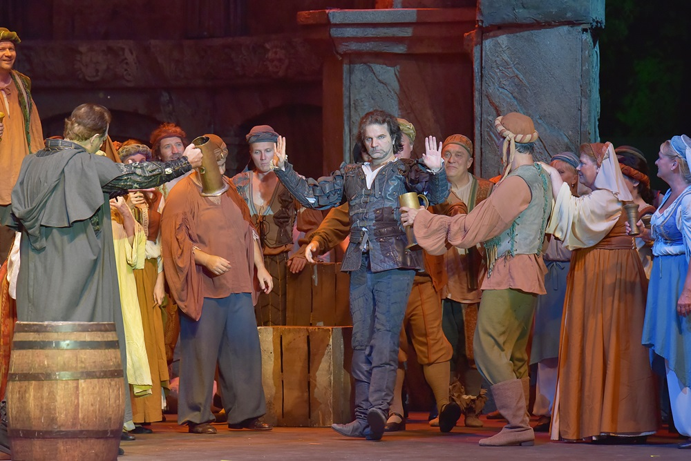 Giuseppe Verdi: Otello – opera a Margitszigeten