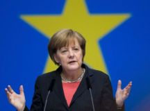 Angela Merkel. Fotó: BBC