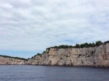Hajóval az Adrián…egy nap a Telašćica öbölben