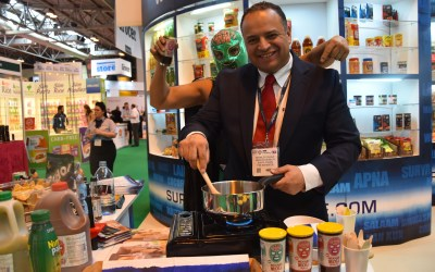 KanKun Joins Food and Drinks Expo 2016