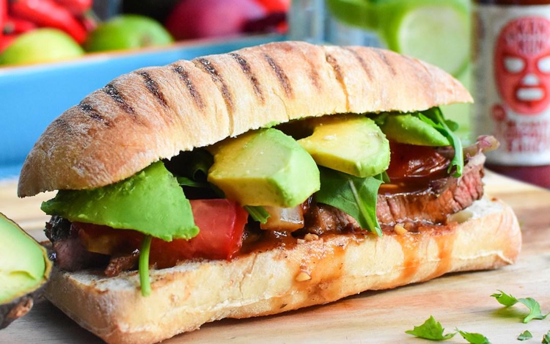 tortas the mexican sandwich kankun174 sauce