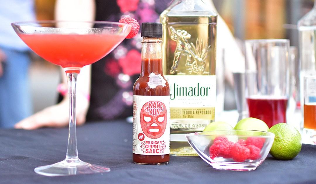 Pomegranate Smoky Cocktail