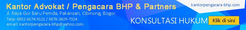 Kantor Pengacara BHP-Partners