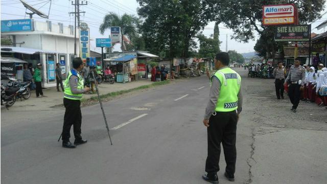 Bukan karena Rem Blong, Polisi Ungkap Penyebab Kecelakaan Maut di Bumiayu