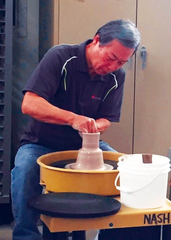 Masaya Iizuka demonstrates his skills – Itzel Contreras Mendez
