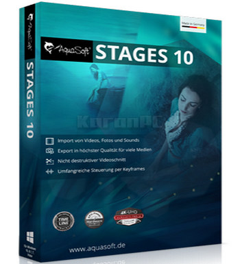 AquaSoft Stages