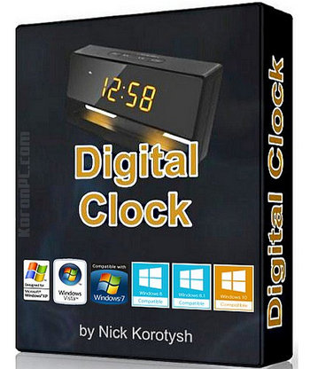 Digital Clock 4