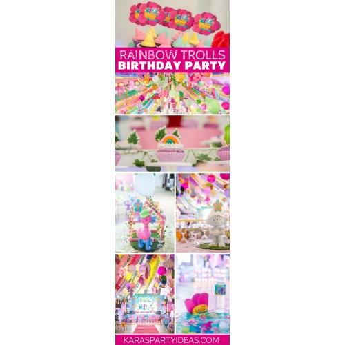Medium Crop Of Trolls Birthday Party Ideas