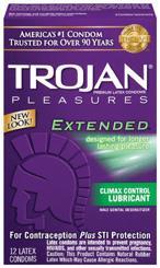 Trojan Condoms Extended