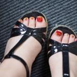夏直前!サンダルを履くときに靴擦れにならない方法を3つ試してみた。