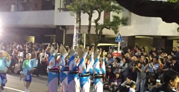 高円寺 阿波踊りに行ってきました。