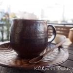 大阪北浜 MOTOCoffee 川沿いの素敵カフェでのんびりコーヒーブレイク