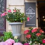パリのお花屋さんスナップ【パリから旅した18日間】