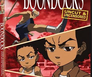 Boondocks DVD boxset