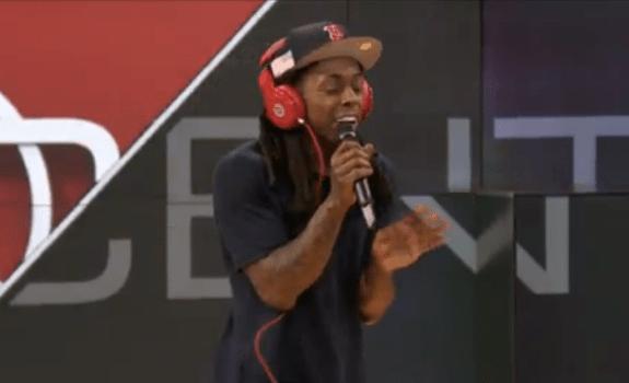 Lil Wayne Sportscenter Freestyle
