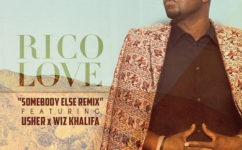 rico love somebody else remix