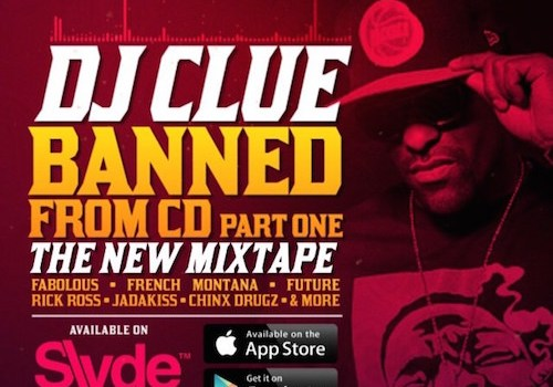 dj clue banned from cd 2015