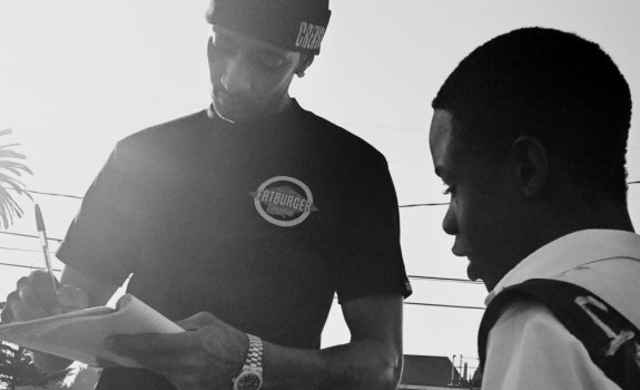 nipsey hussle foundations of a man