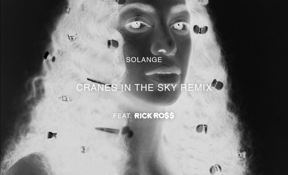 rick ross cranes in the sky remix
