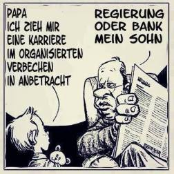 Cartoon_Mafia_Regierung_Bank