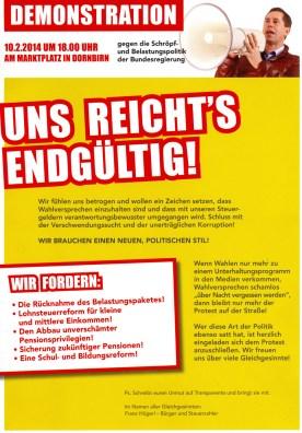 DemoDornbirn_Flugblatt_20140210