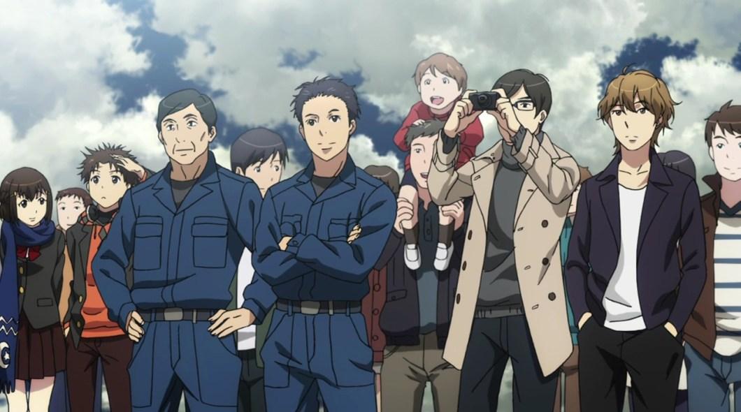 Pasukan Bumi dalam Anime Mecha Terlaris Aldnoah.Zero