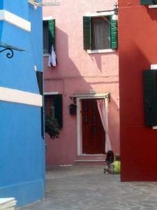 venice colorful homes