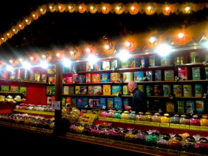 charming hard candy booth