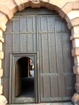 It's a door within a door! -Aschaffenburg, Germany