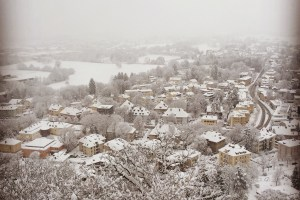 15 Pictures of Beautiful Salzburg, Austria in the Snow
