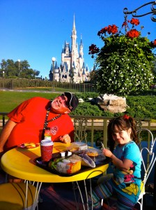 breakfast cafe bakery, magic kingdom, wdw