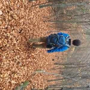 paul hiking