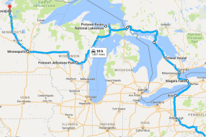Follow Der Wanderbus' Epic Great Lakes Adventure – Details Released!