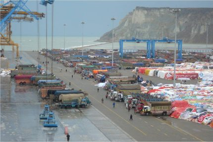 Gwadar Sea port