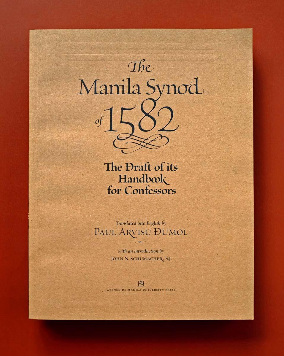 The Manila Synod of 1582