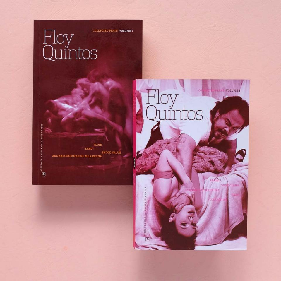 Floy Quintos: Collected Plays
