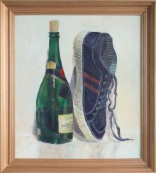 16 – Last year's Moët, this year's shoe