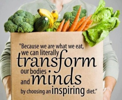 We are what we eat… | KarmaFree Cooking