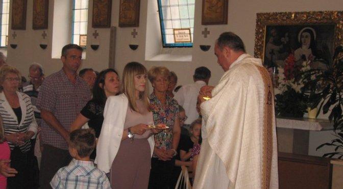 Proštenje Karmelske Gospe u brezovičkom Karmelu