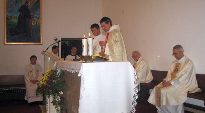 Završetak proslave 500. obljetnice rođenja sv. Terezije Avilske u Karmelu-Brezovica