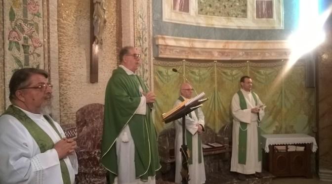 Devetnica svetoj Tereziji od Djeteta Isusa i slavlje zlatomisničkog jubileja u Rimu