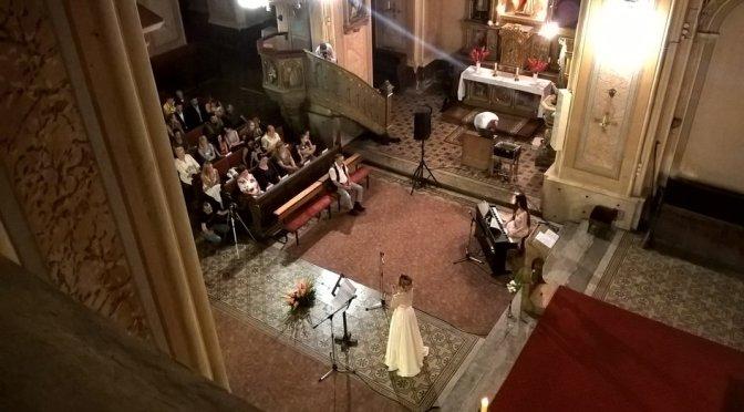 Humanitarni koncert u somborskoj karmelićanskoj crkvi