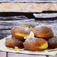 Pączki tradycyjne / Polish doughnuts
