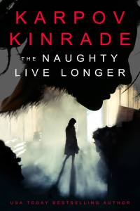The Naughty Live Longer cover