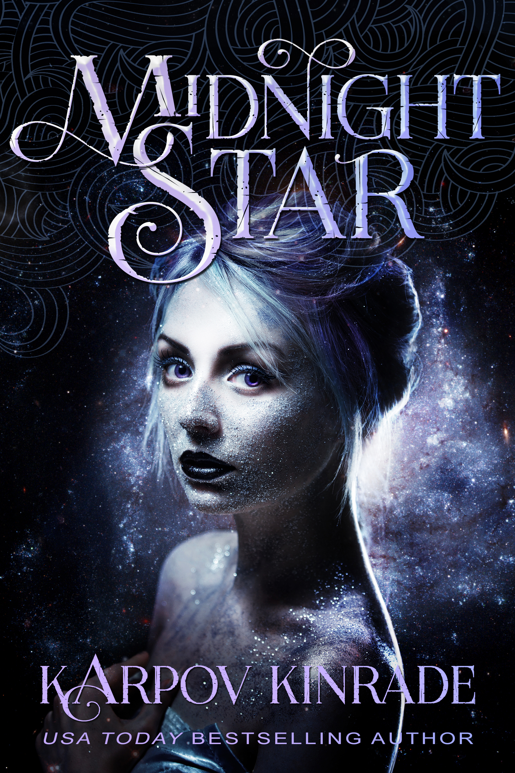 Midnight Star Book Cover 2