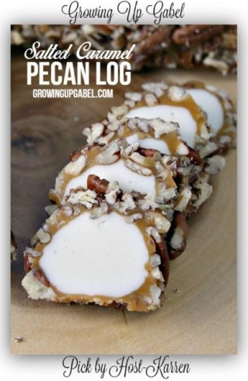 Salted-Caramel-Pecan-Log-Recipe-growing-up-gabel