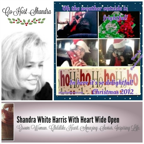 Shandra White Harrie With Heart Wide Open