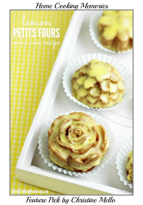 Lemon-Petits-Fours-Recipe