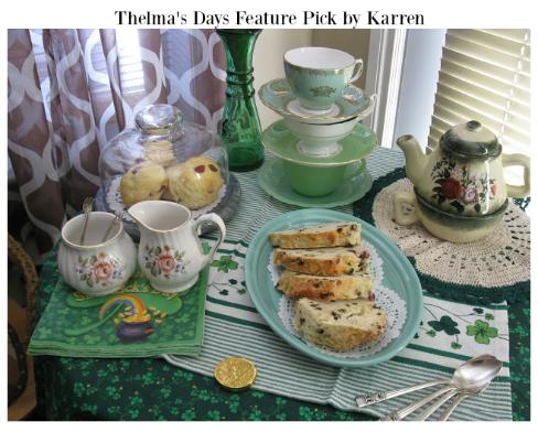 ST.PAT TEA An Irish Tea