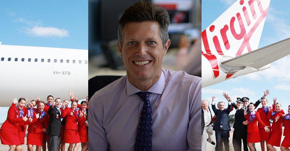 Virgin Australia Group Announces Brain As Cfo Of Velocity
